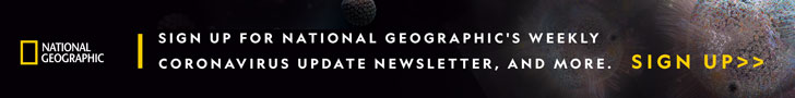 national geographic covid newsletter sign up